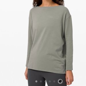 Lululemon Back In Action Longsleeve